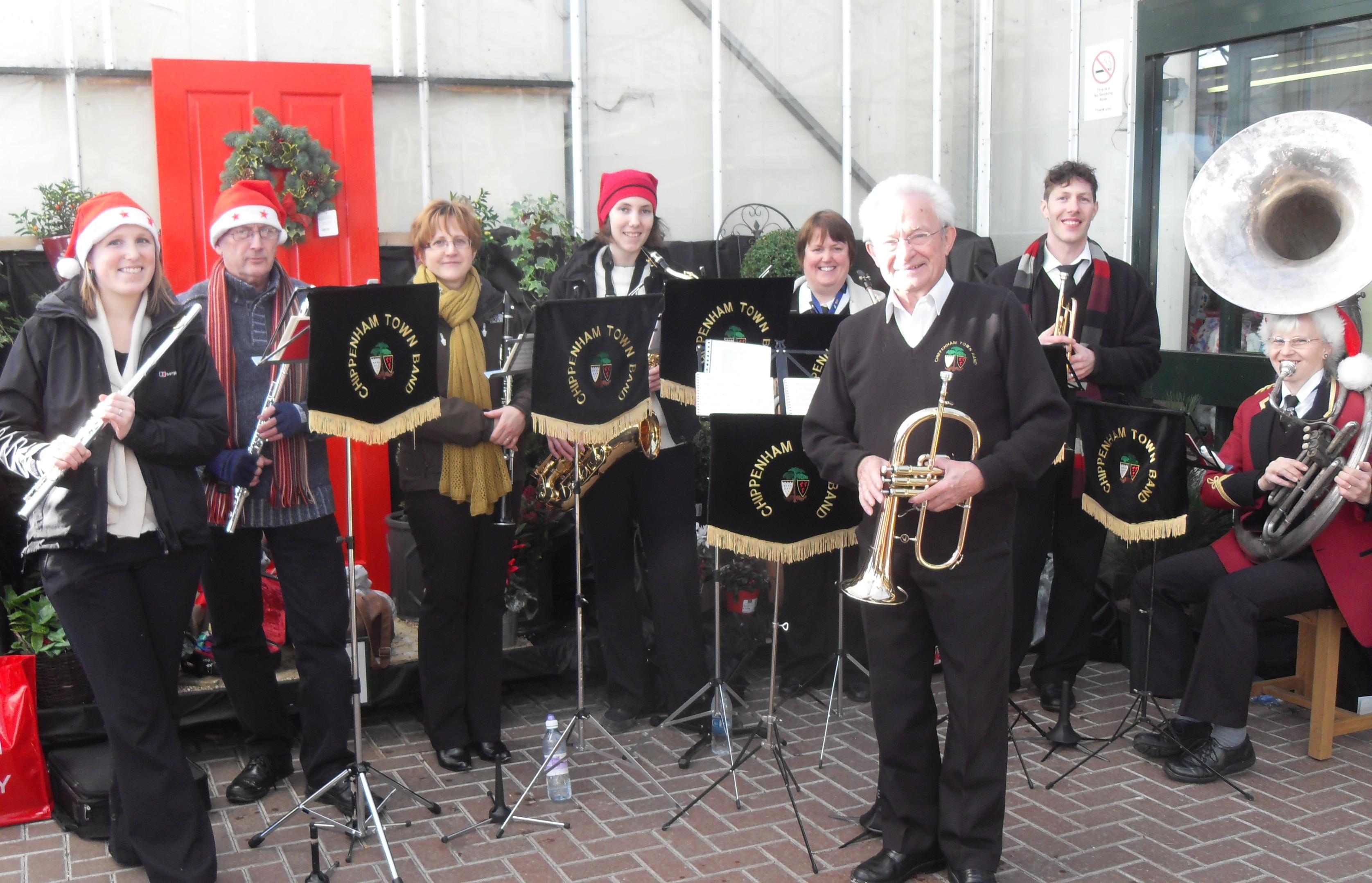 Whitehall Garden Centre, Christmas 2012